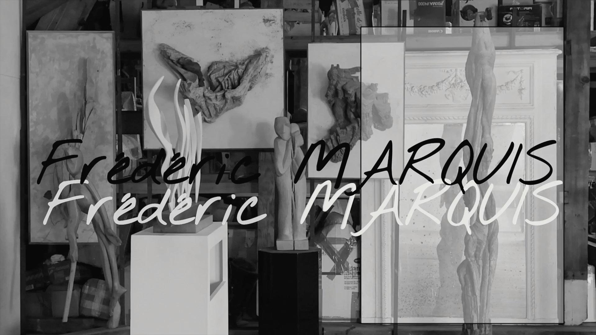FRÉDÉRIC MARQUIS - Sculpteur à Rambouillet