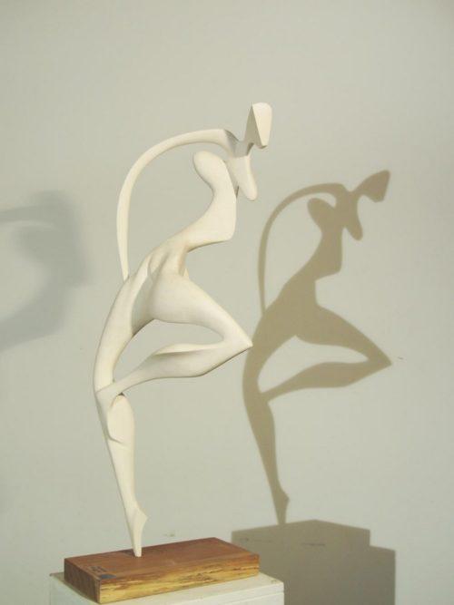 Femme qui danse 3. Platres. L, 0m 87.
