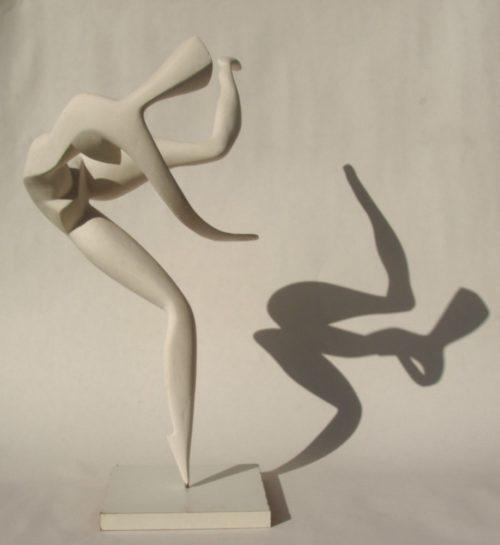 Femme qui danse. Platres. H, 0m 45.