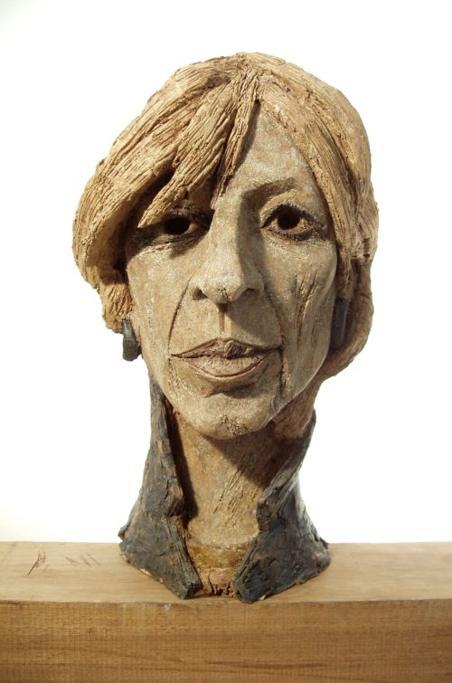 Masque de M. F. Grès. H, 0m 47.